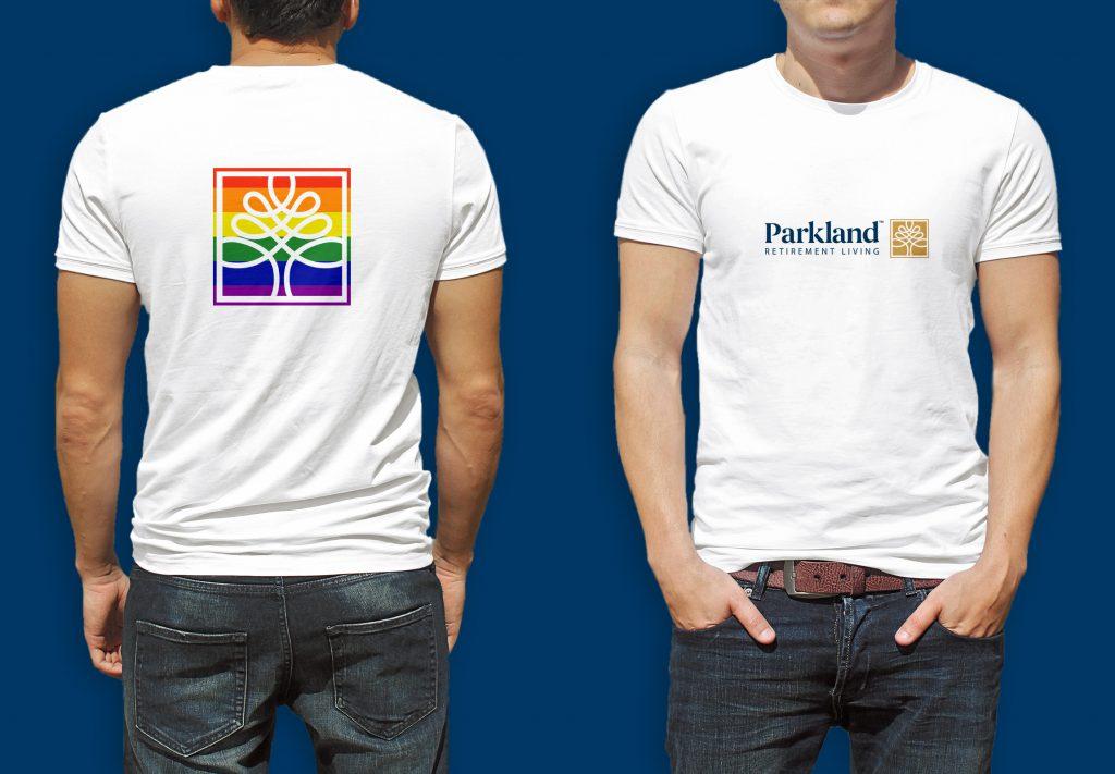 Parkland Pride T's - Uniquely Designed