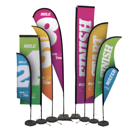 Big Bang Promotional Products Sells Custom Displays and Banners